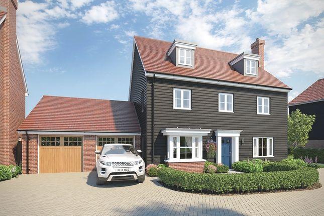Thumbnail Detached house for sale in Regiment Gate, Off Essex Regiment Way, Chelmford, Essex