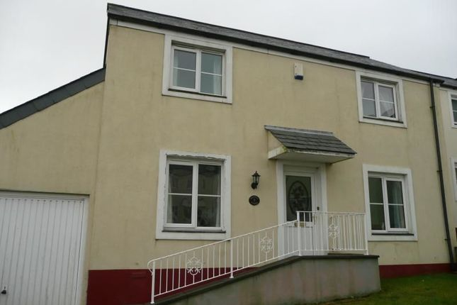 Thumbnail Detached house to rent in Dukes Court, Roche, St. Austell
