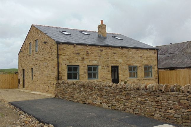 Thumbnail Detached house for sale in Burnley Road, Cliviger, Burnley, Lancashire