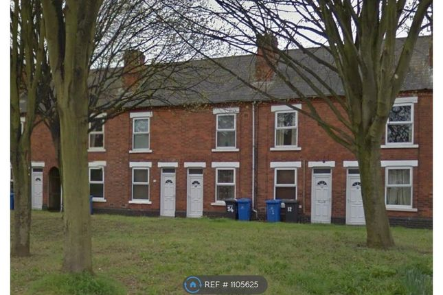 2 bed terraced house to rent in Taylor Street Wilmorton, Derby DE24