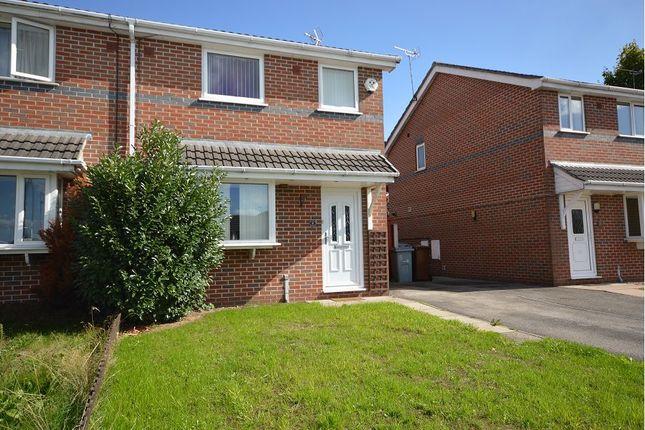 Thumbnail Semi-detached house to rent in Sandy Lane, Ettiley Heath, Sandbach