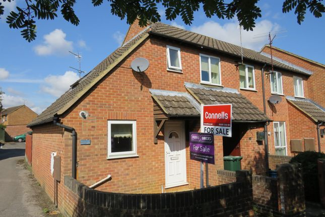 Thumbnail End terrace house for sale in Humber Walk, Banbury