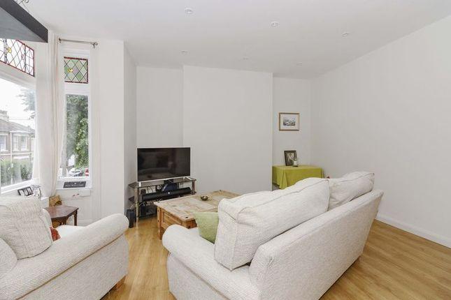 Lounge of Warwick Gardens, Worthing BN11
