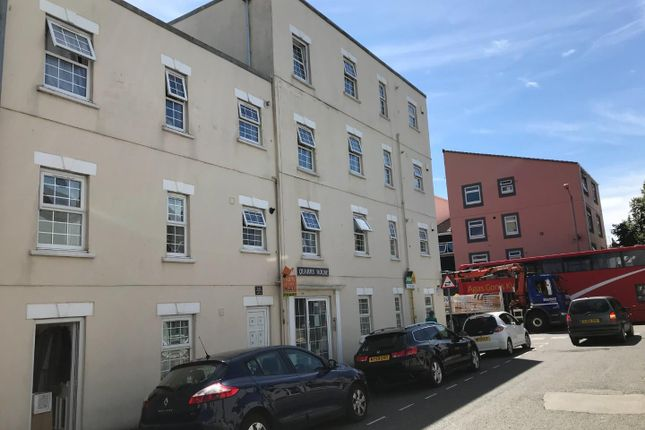 Thumbnail Flat to rent in Quarry House, Quarry Street, Torpoint