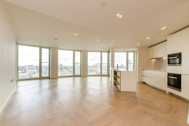 Thumbnail Flat to rent in Upper Ground, South Bank