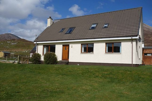 Thumbnail Detached house for sale in Fearnoch: Large Detached Property, Loch & Cuillin Views, South Skye
