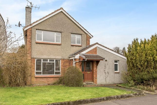 Thumbnail Property for sale in St. James's View, Penicuik