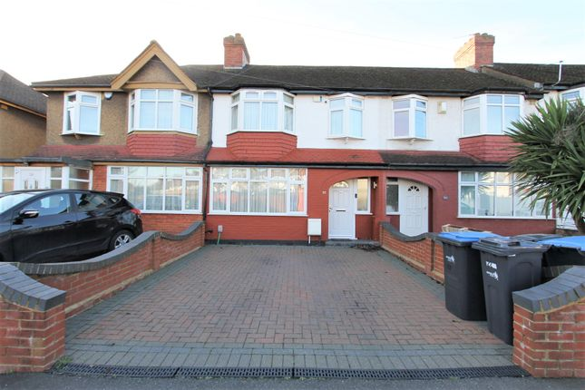 Thumbnail Terraced house to rent in Rugby Avenue, London