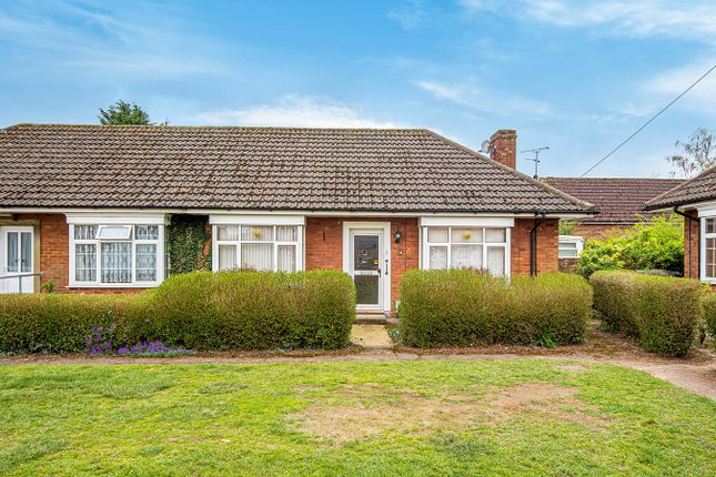 2 bed semi-detached bungalow for sale in Kingsmoor Close, Flitwick MK45