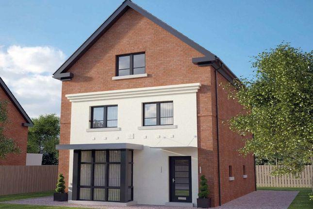 Thumbnail Detached house for sale in Highgrove, Tudor Road, Carrickfergus