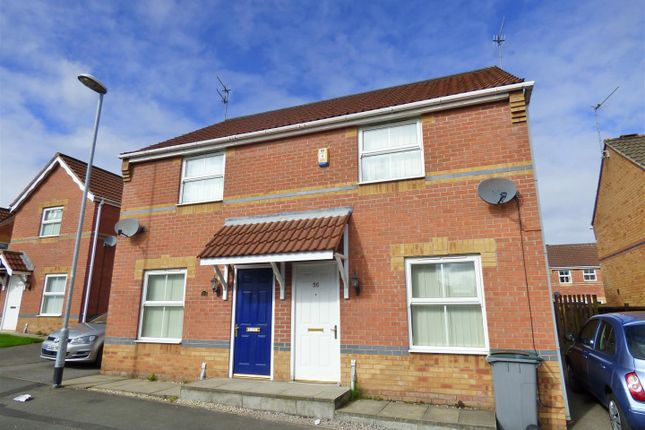 Thumbnail Semi-detached house to rent in Bank Street, Tunstall, Stoke-On-Trent