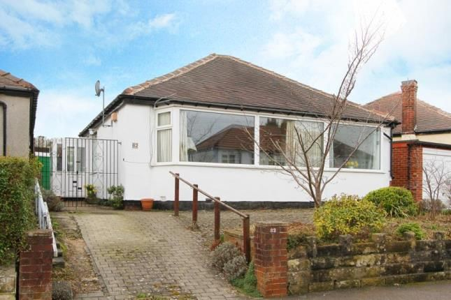 Thumbnail Bungalow for sale in Dalewood Avenue, Sheffield, South Yorkshire