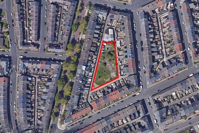 Land for sale in Linskill Terrace, North Shields