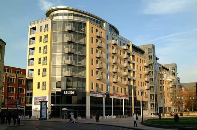 Thumbnail Flat to rent in Queens Dock Avenue, Hull