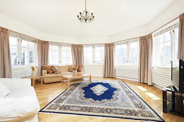 Thumbnail Flat to rent in Belvedere House, 130 Grosvenor Road, Pimlico, London