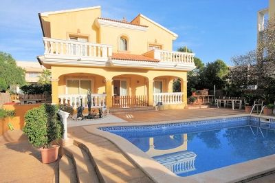 Thumbnail Villa for sale in Palmanova, Majorca, Balearic Islands, Spain