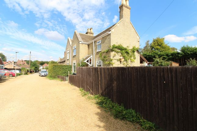 Thumbnail Semi-detached house for sale in St Botolphs Lane, Orton Longueville, Peterborough