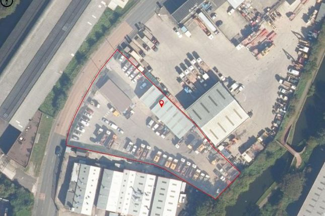 Thumbnail Light industrial for sale in 12 Peartree Lane, Dudley, West Midlands