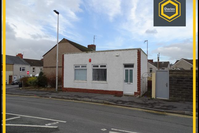 Thumbnail Commercial property for sale in 26 Upper William Street, Llanelli
