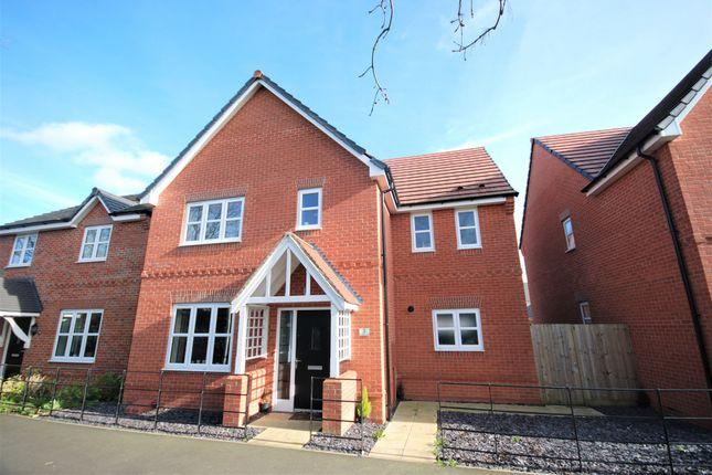 Detached house for sale in Kestrel Row, Warwickshire