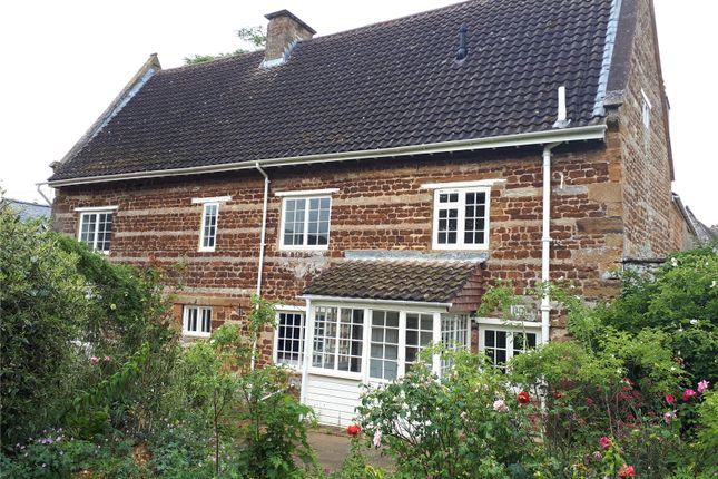 Thumbnail Detached house to rent in Little Houghton, Northampton, Northamptonshire