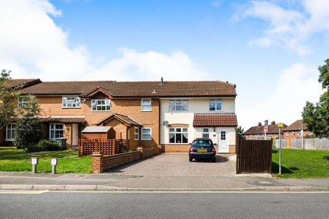 Thumbnail End terrace house for sale in Hill Top, Tonbridge, Kent, .