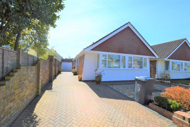 Thumbnail Detached bungalow to rent in Wickor Way, Emsworth