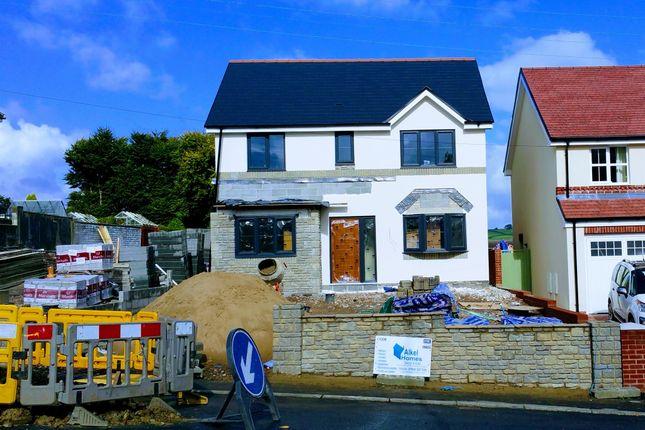 Thumbnail Semi-detached house for sale in Hendre Road, Llangennech, Llanelli