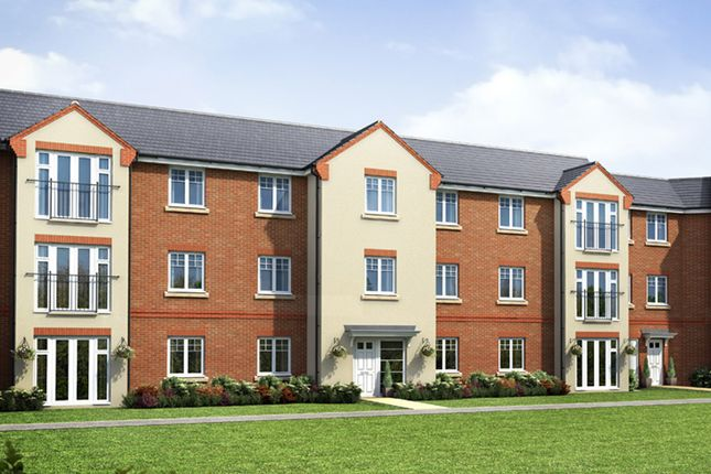 "Thumbnail Flat for sale in ""Apartment "" at High Street, Wollaston, Stourbridge"