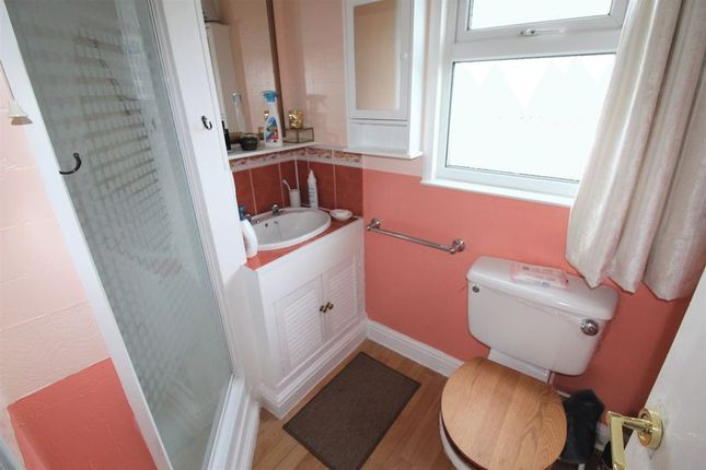 Shower Room of California Road, California, Great Yarmouth NR29