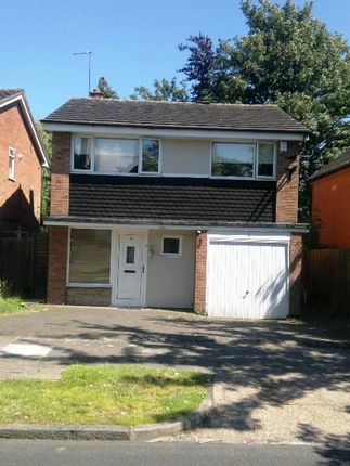 Thumbnail Detached house to rent in Beaudesert Road, Handsworth, Birmingham