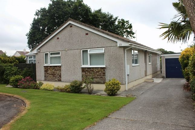 Thumbnail Bungalow for sale in Cormorant Drive, St. Austell