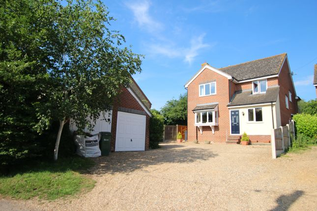 Thumbnail Detached house to rent in Tilkey Road, Coggeshall
