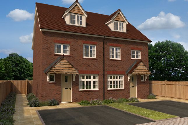 New Home 4 Bed Semi Detached House For Sale In Eurolink Way