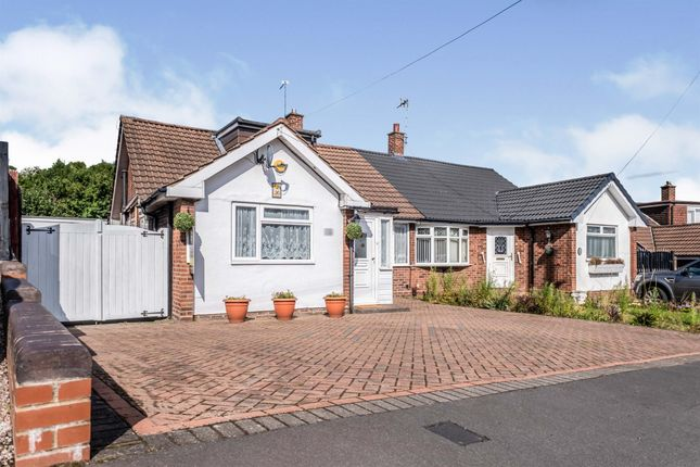 Thumbnail Detached bungalow for sale in Abbotsford Avenue, Great Barr, Birmingham