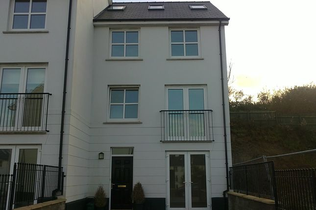 Thumbnail End terrace house to rent in Kensington Gardens, Haverfordwest