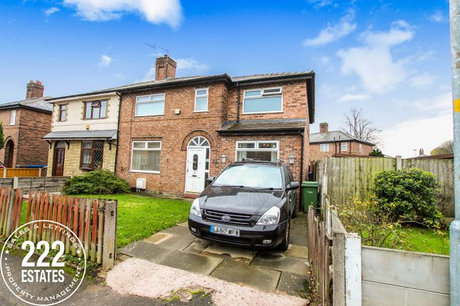 Thumbnail Semi-detached house for sale in Morris Avenue, Warrington