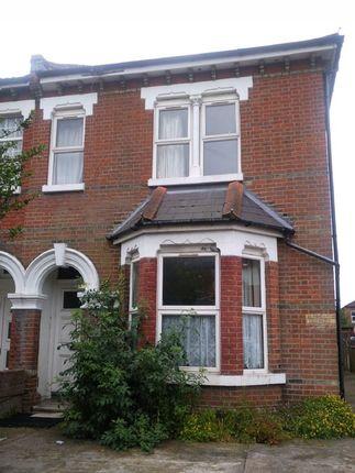 Thumbnail Semi-detached house to rent in 9A Alma Road, Portswood, Southampton