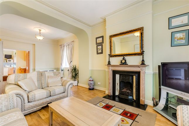 Thumbnail Semi-detached house for sale in Vernon Road, East Sheen, London
