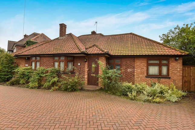 Thumbnail Detached bungalow for sale in Stanley Hill, Amersham
