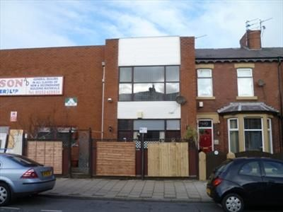 Thumbnail Commercial property for sale in 7 Boothley Road, Blackpool