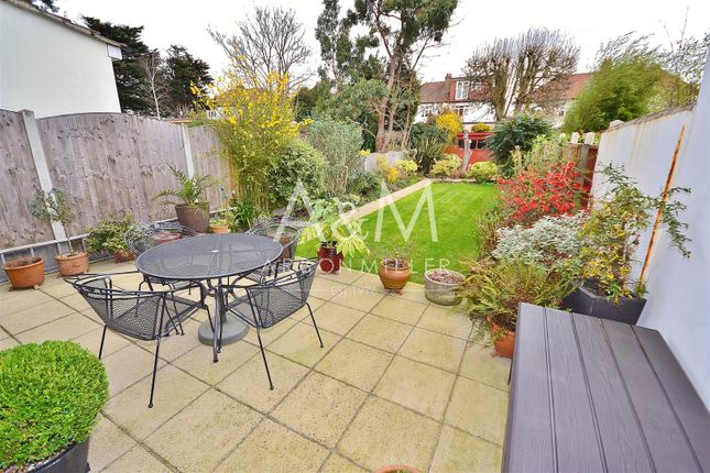 Thumbnail Terraced house for sale in Queenborough Gardens, Ilford