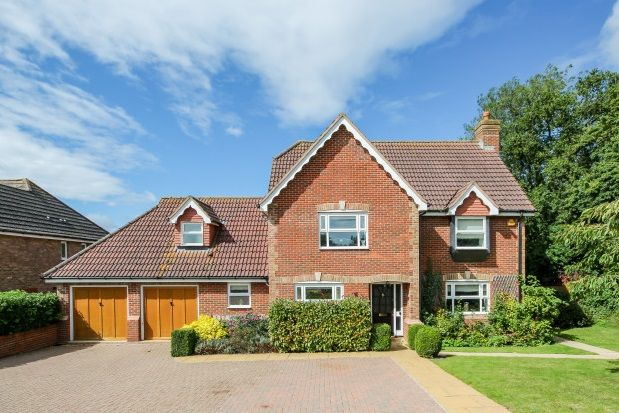 Thumbnail Property to rent in Broad Field Road, Yarnton