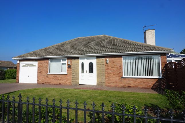 Thumbnail Detached bungalow to rent in West Dyke Road, Kirkleatham, Redcar