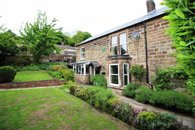 Thumbnail Detached house for sale in Chevin Road, Milford, Derbyshire