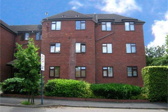 Thumbnail Flat to rent in St Andrews Court, Wood Street, Town Centre, Rugby, Warwickshire