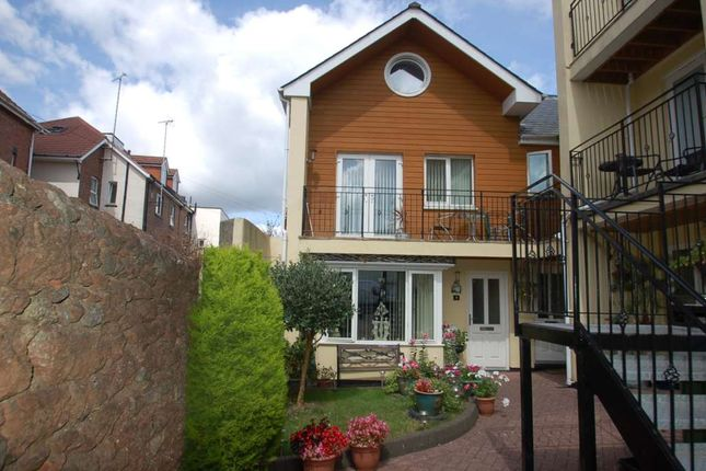 Thumbnail End terrace house for sale in Curledge Street, Paignton