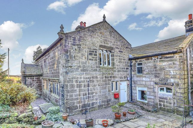 Thumbnail Detached house for sale in Pecket Well, Hebden Bridge