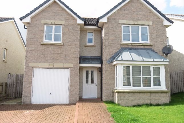 Thumbnail Detached house to rent in Clochandighter Close, Portlethen, Aberdeenshire AB124Us