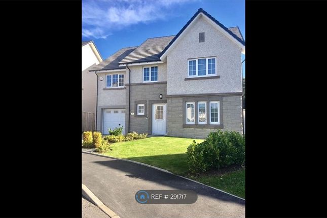 Thumbnail Detached house to rent in Balgownie View, Aberdeen City